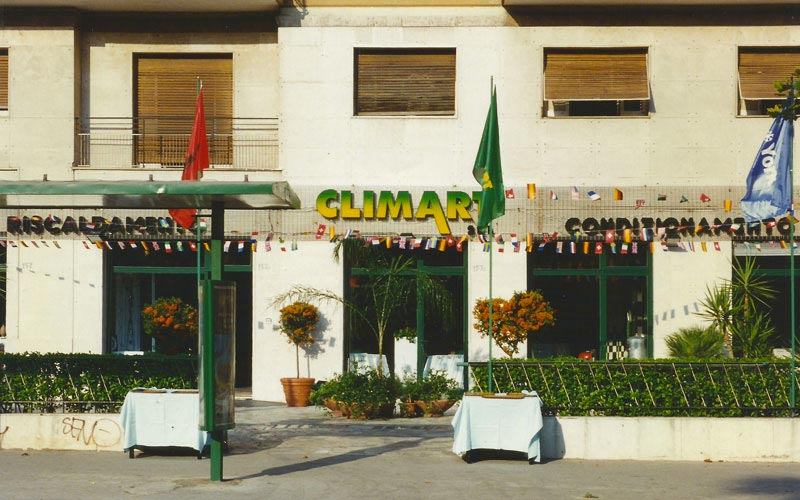 Inaugurazione Climart | Sede di via Libertà