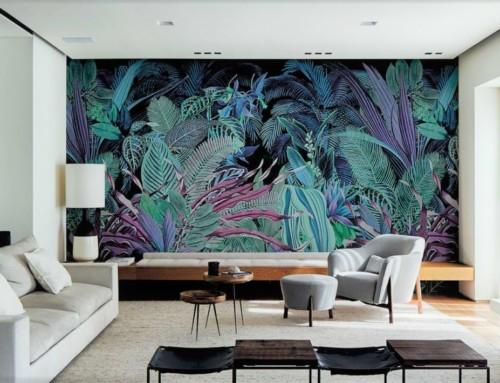 Tendenze casa 2020: carte da parati e rivestimenti murali ispirati dalla natura