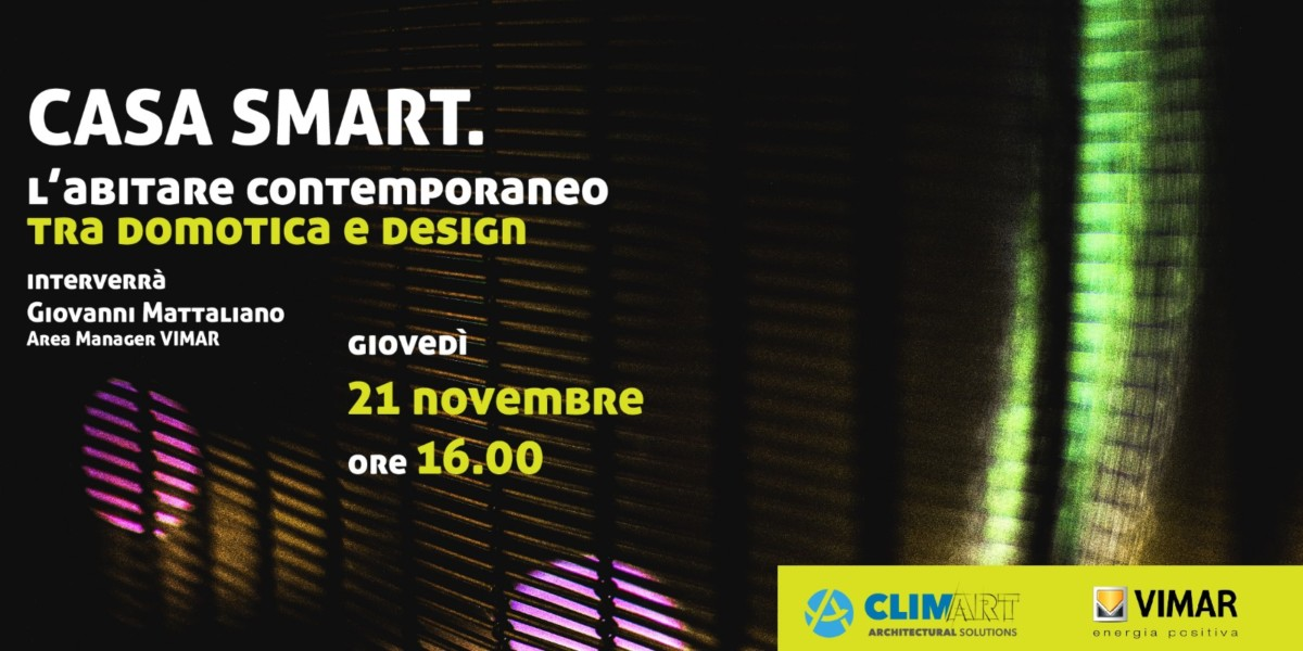 domotica - climart architectural - palermo